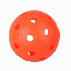míček florbal IFF certifikovaný oranžový