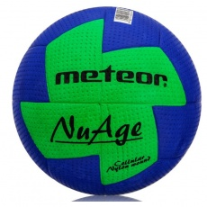 Handball Meteor NUAGE 04067 green-blue