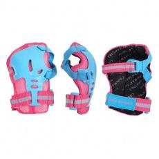 Protectors for roller skates SMJ CR-368 GIRL