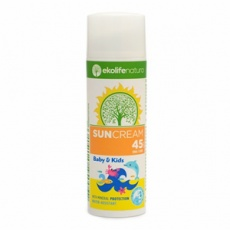 Sun Cream Baby and Kids SPF45 50ml