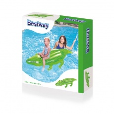 Inflatable crocodile for swimming Bestway 168x89cm 41010 6668
