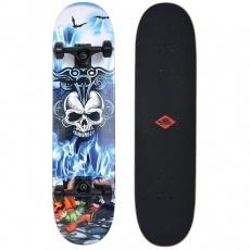 Schildkrot Grinder 31 Inferno skateboard blue-white 510681