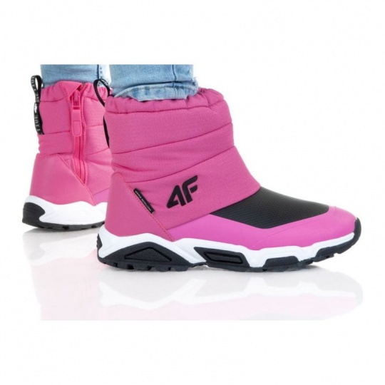 Shoes 4F Jr HJZ20-JOBDW002 Pink
