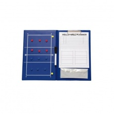 Rucanor volleyball tactical board