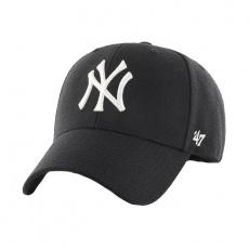 47 Brand New York Yankees MVP Cap B-MVPSP17WBP-BK čierna One size