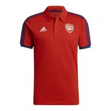 Arsenal London 3-stripes M polo shirt