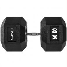 Hexagonálne jednoručky 60 kg