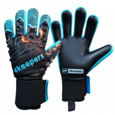 4keepers Evo Negro NC S660769 goalkeeper gloves