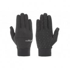 4F H4Z20-REU068 gloves Gray melange