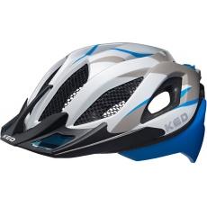 přilba KED Spiri II M Blue Grey Matt 52-58 cm