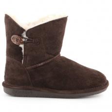 Bearpaw Rosie W 1653W-205 Chocolate II winter shoes