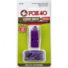 FOX Classic whistle + string 9903-0808 purple