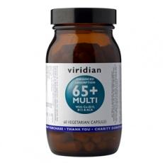 65+ Multi 60 kapslí (Natural multivitamín pro seniory)