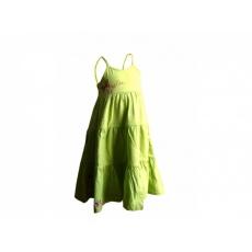šaty detské LOAP Ravel zelené