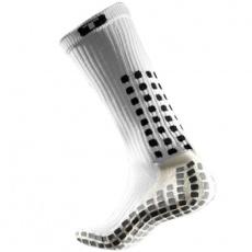 Trusox Thin football socks, white