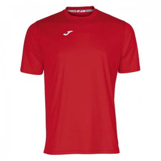 T-SHIRT RIVAL RED S/S