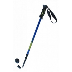 palice HAVEN Trekking teleskopické modro-reflexné žlté