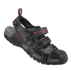 boty sandály EXUSTAR SS503 černé