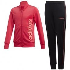 Adidas Youth Polyester Tracksuit Jr GD6177