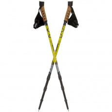 Enero Newicon Nordic Walking poles with a cover green 1011707