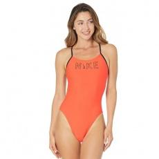 Cutout One Piece W Nessb131 631 swimsuit