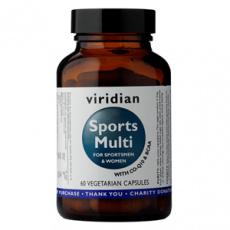 Sports Multi 60 kapslí (Vitamíny, minerály a rastlinné extrakty)
