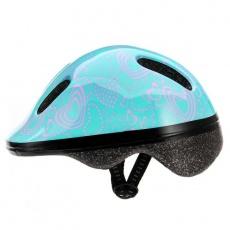 Bicycle helmet Meteor MV6-2 Junior 23936 flower