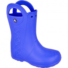 Wellingtons Crocs Handle It Kids 12803 purple