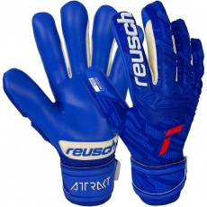 Goalkeeper gloves Attrakt Freegel Gold M 51 70 135 4010