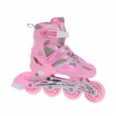 Rollerblades Nils Extreme 2in1 Pink r. 39-42 NH18366 A