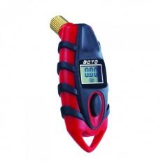 merač tlaku BETO digitálne červený