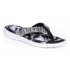 topánky dámske LOAP Auletta žabky čierne