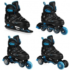 Inline skates Spokey Quattro 4in1 929 196-929197-929198