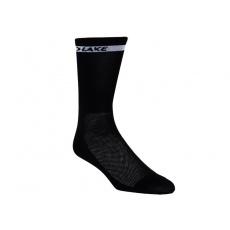 ponožky LAKE Socks černé vel.S (36-39)
