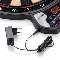 Dart board electronic 4-led
