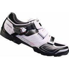boty Shimano M089 bílé
