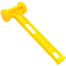 Camping hammer yellow