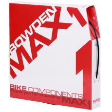 bowden max1 4 mm radiacej čierny box 30 m