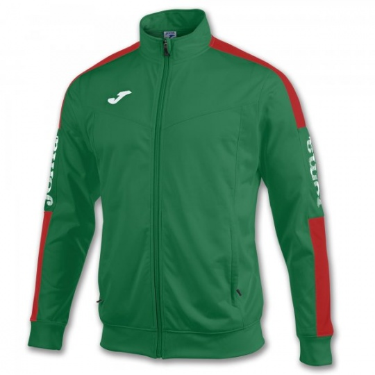 JACKET CHAMPIONSHIP IV GREEN-RED