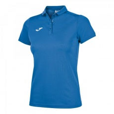 HOBBY WOMEN POLO SHIRT ROYAL S/S
