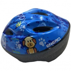 Bicycle helmet adjustable Puppy 51-53 cm Enero Jr 1011073