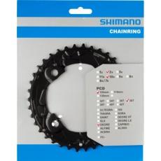 prevodník 38Z Shimano Deore FC-M615 2x10 4 diery