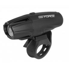 osvetlenie prednej FORCE SHARK 700l USB čierne