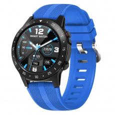 Multi 4 Sport blue smartwatch