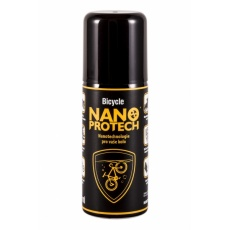 olej NANOPROTECH Bicycle spray na reťaze 75ml
