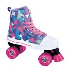 Roller skates La Sports Canvas JR 14120SPI # 36
