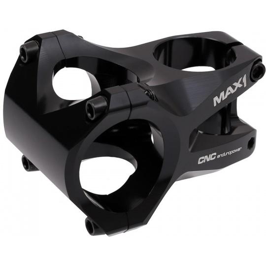 představec MAX1 Enduro CNC 45/0°/31,8 mm černý