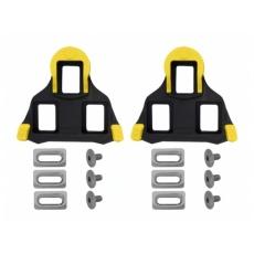 kufry pedálů Shimano SM-SH11 vůle žluté sil.