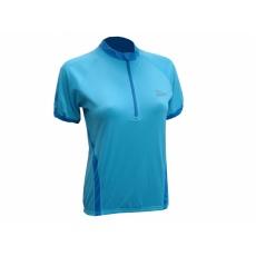 dres krátky dámsky Rogelli CANDY sv.modrý