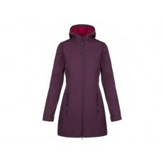 kabát dámsky LOAP LAVINIA softshell fialový